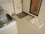 キッチン&洗濯機置場(キッチン)