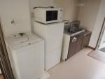 洗濯機 電子レンジ 冷蔵庫(キッチン)