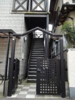 玄関&キッチン(玄関)