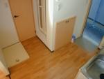 玄関&洗濯機置き場